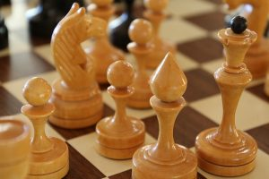 figury na szachownicy