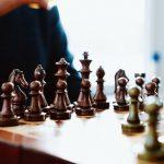 Rozgrywka w szachy